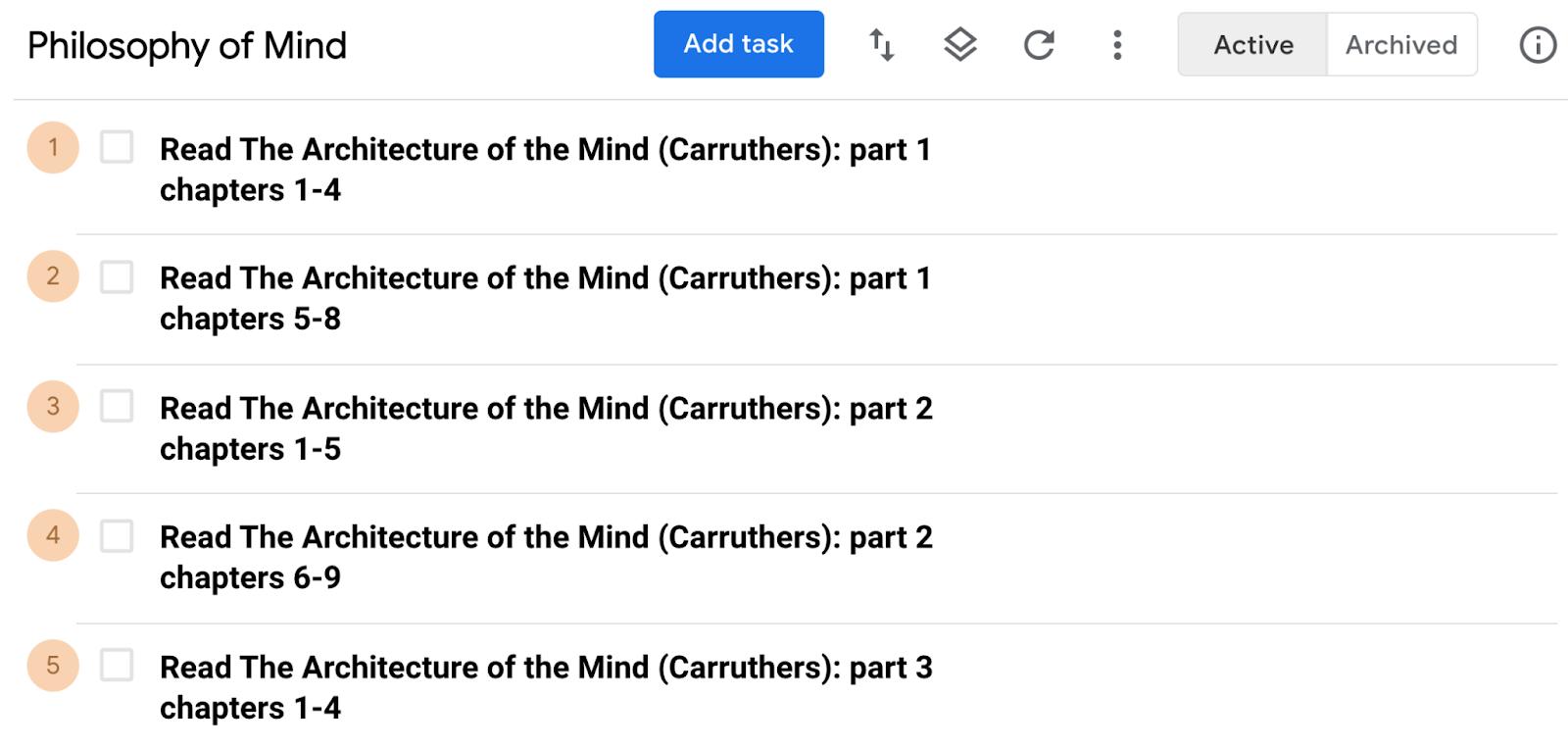 Duplicated tasks after editing copies